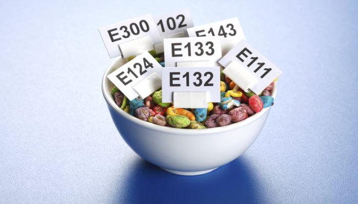 пищевой мусор добавок