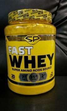 Fast WheyProtein 900g (Steel Power)
