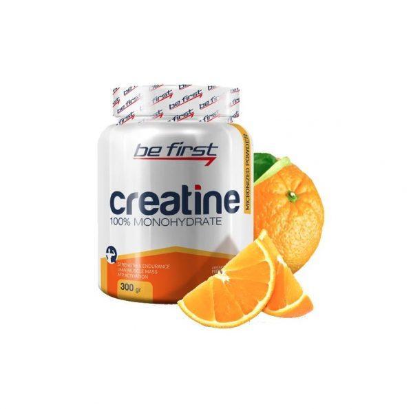 Креатин Be First Micronized Creatine Monohydrate Powder (300 г)