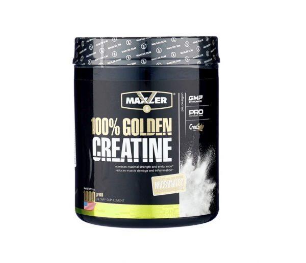 Креатин Maxler 100% Golden Creatine (1000 г)