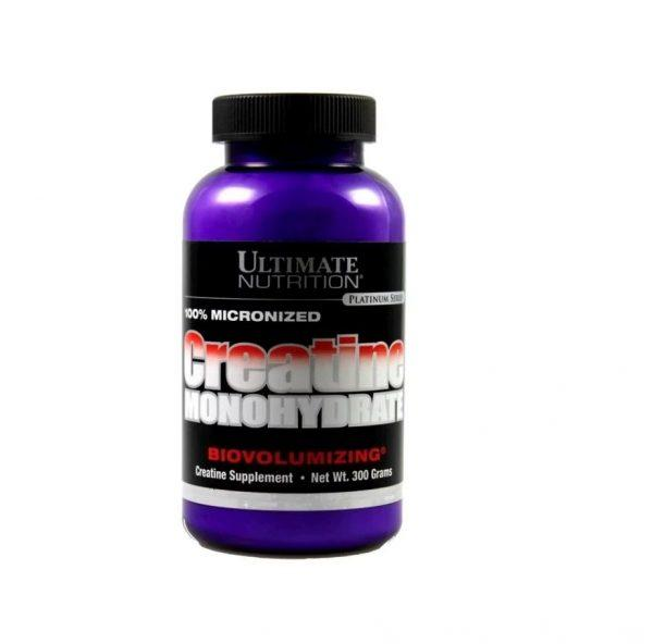 Креатин Ultimate Nutrition 100% Micronized Creatine Monohydrate (300 г)