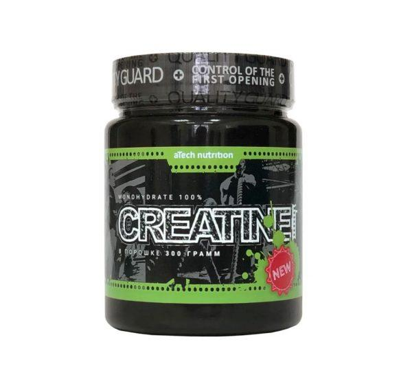 Креатин aTech Nutrition Creatine Monohydrate 100% банка (300 г)