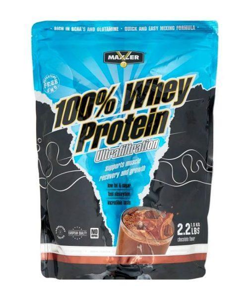 Сывороточный протеин Maxler Whey Protein Ultrafiltration (1000г)
