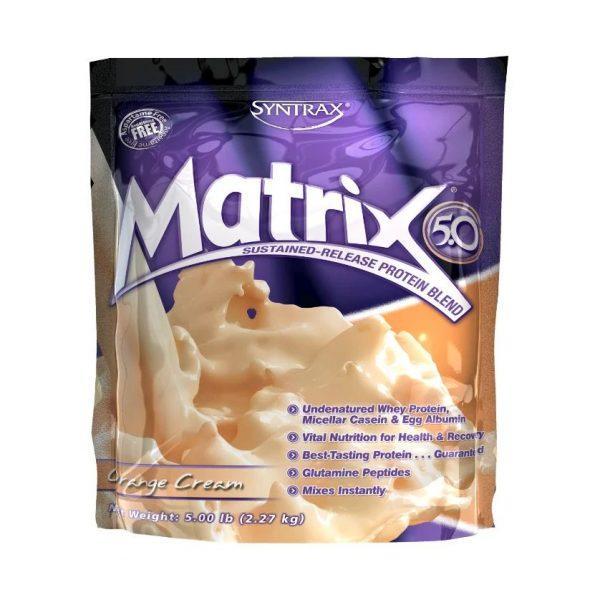 Сывороточный протеин SynTrax Matrix (2270г)