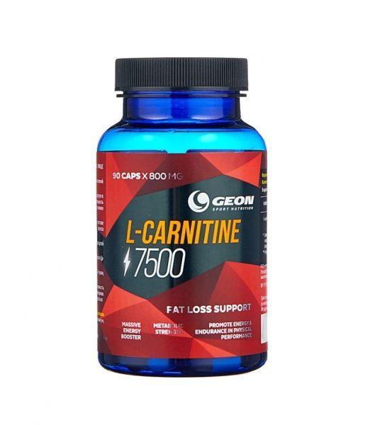 GEON L-карнитин 7500 (90 шт.)
