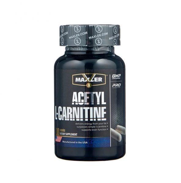 Maxler Acetyl L-Carnitine (100 шт.)