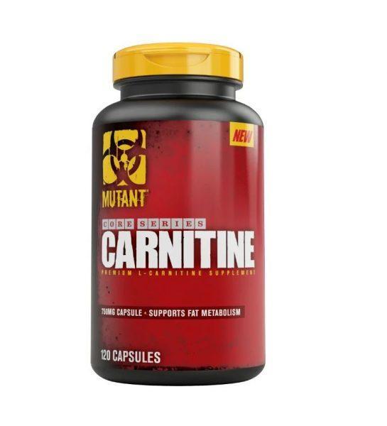 Mutant L-карнитин Core Series (120 шт.)